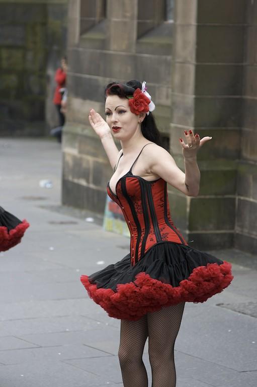 The Two Sopranos at Edinburgh Fringe