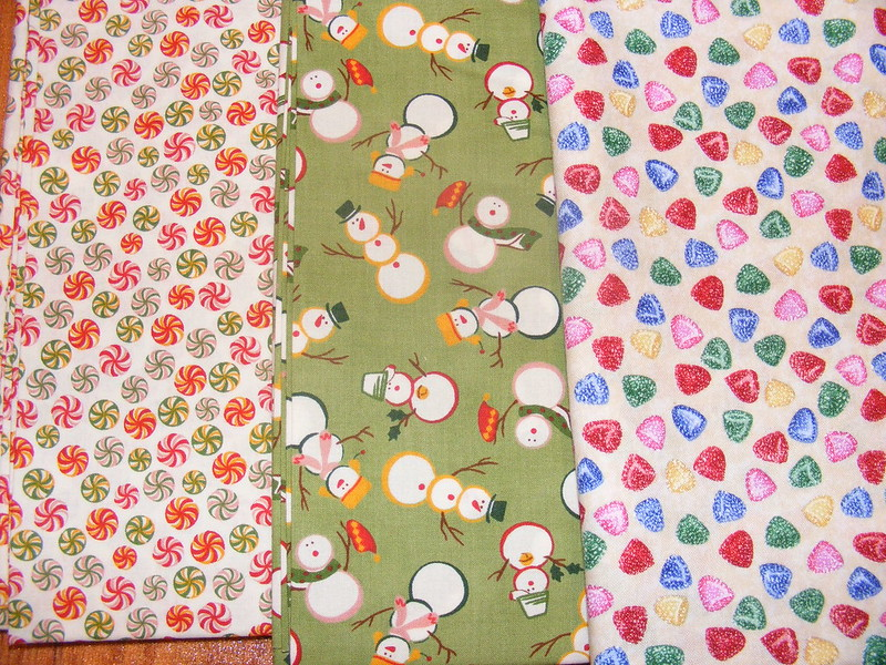 New Christmas Fabric