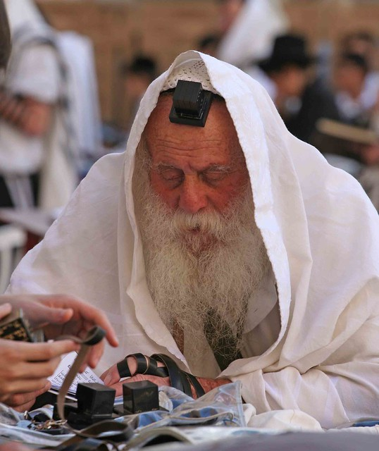 A religious experience in Jerusalem – At the Western Wall