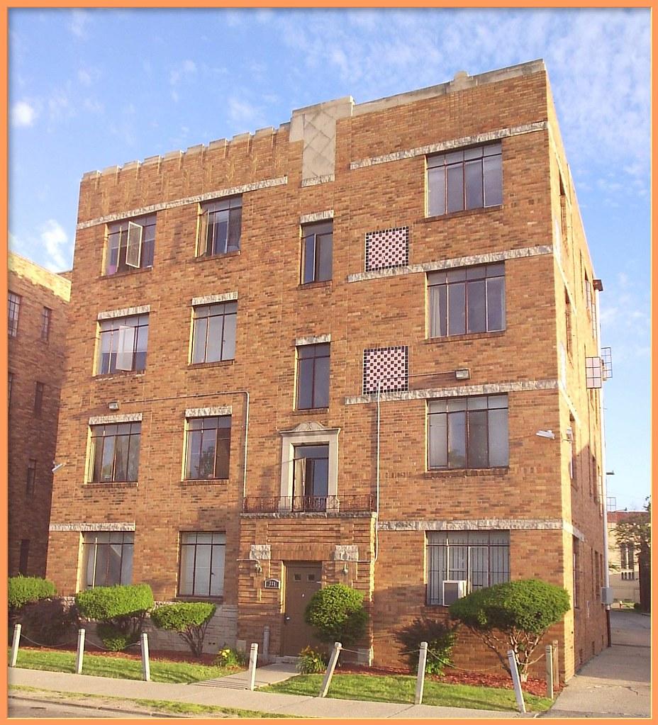 Fairlane Apartments: 381 Covington Drive, The Fairlane Apartments--Detroit MI