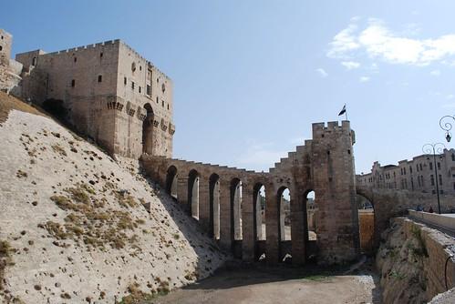 Aleppo Citadel | by Troels Myrup
