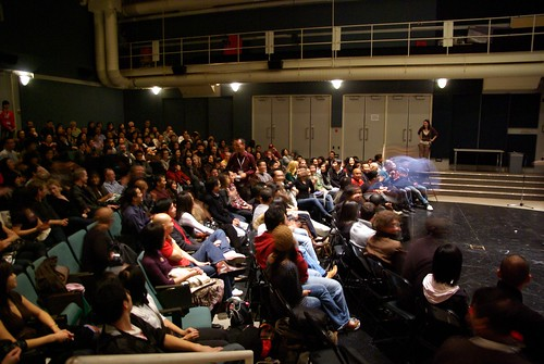 Toronto Reel Asian film festival audience | by Cedric Sam