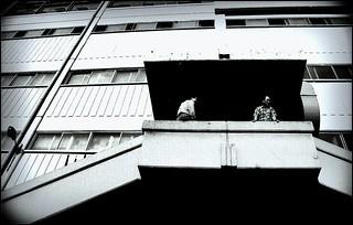 2 on Balcony