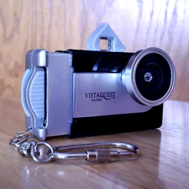 vistaquest w/fisheye