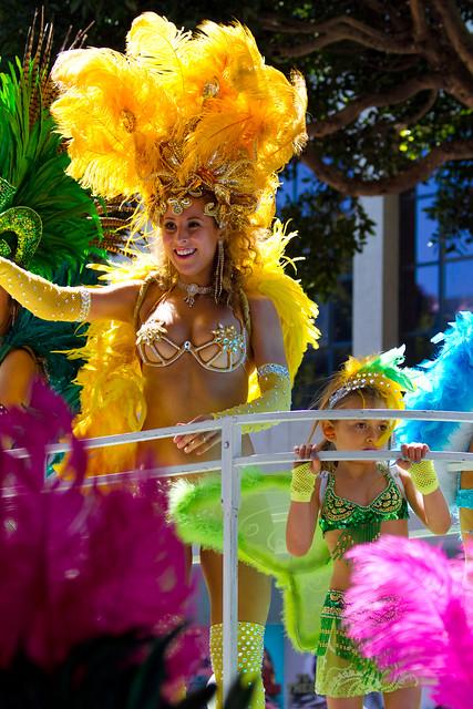 Carnaval SF 2011: spectrum