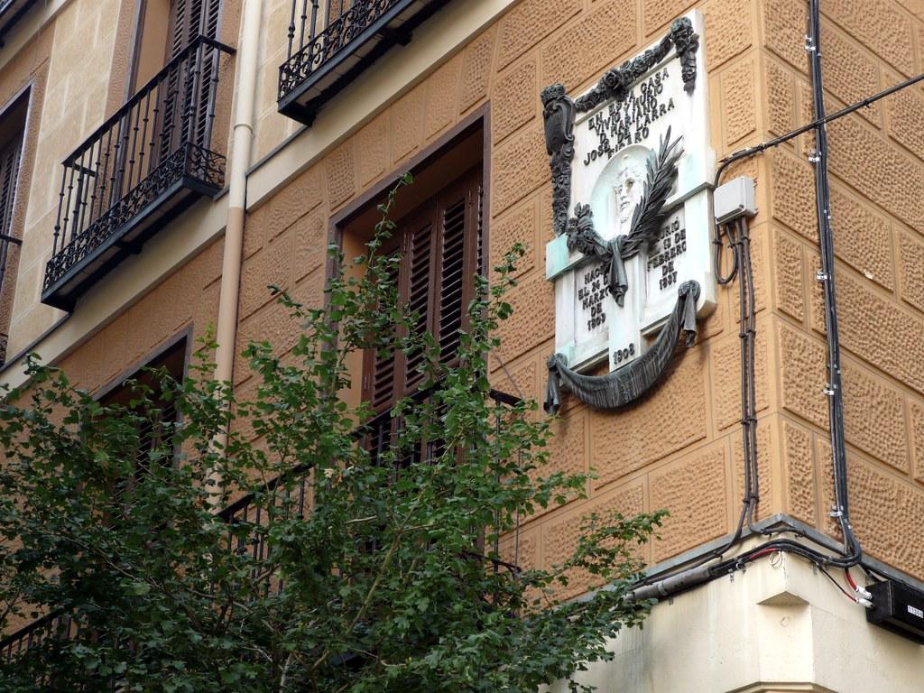 Casa De Mariano José De Larra Felipe Gabaldón Flickr