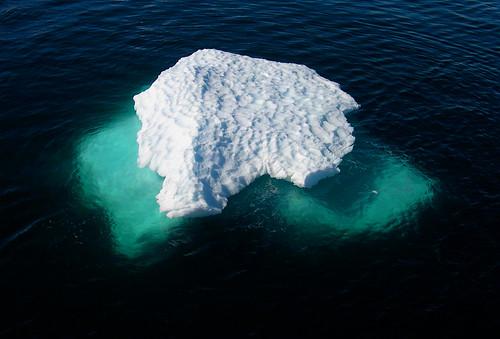 iceberg | by bChank