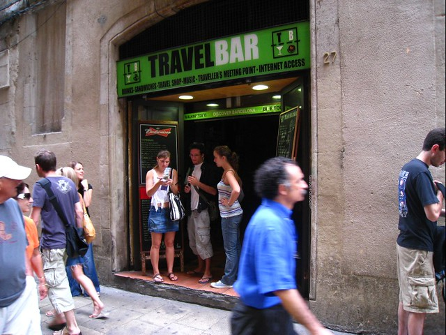 the Travel Bar