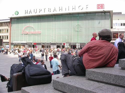 Keulen Hauptbahnhof   by jip