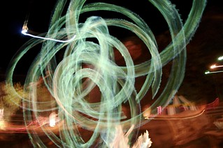 Spinning Fire   by Gavin St. Ours