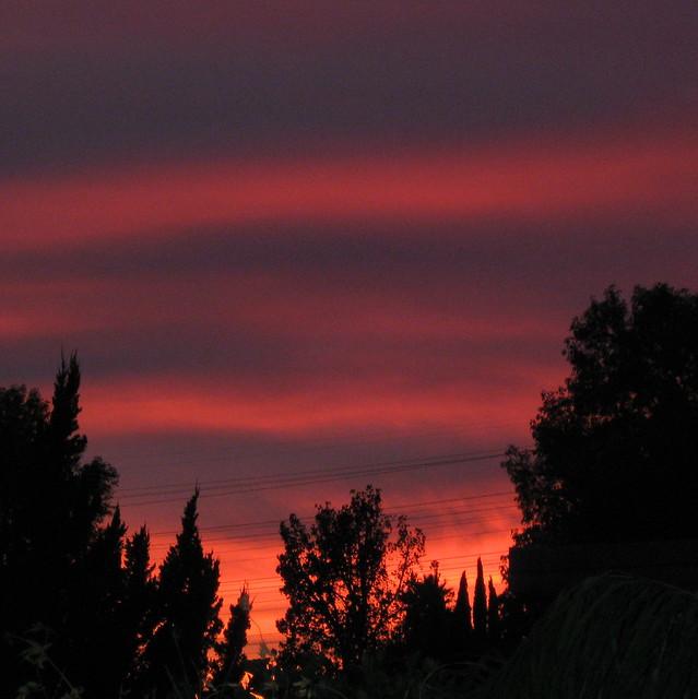 8 Nov 2008 Sunset
