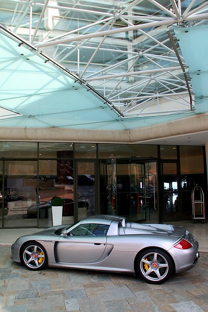 Porsche Carrera GT at Fairmont