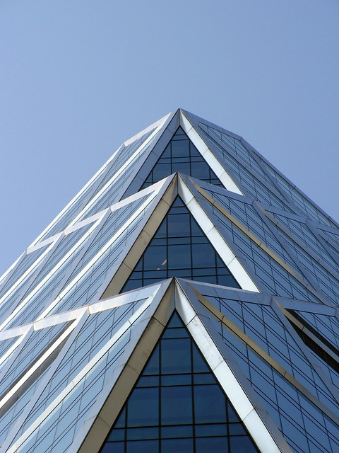 Hearst building - NYC - by Norman foster