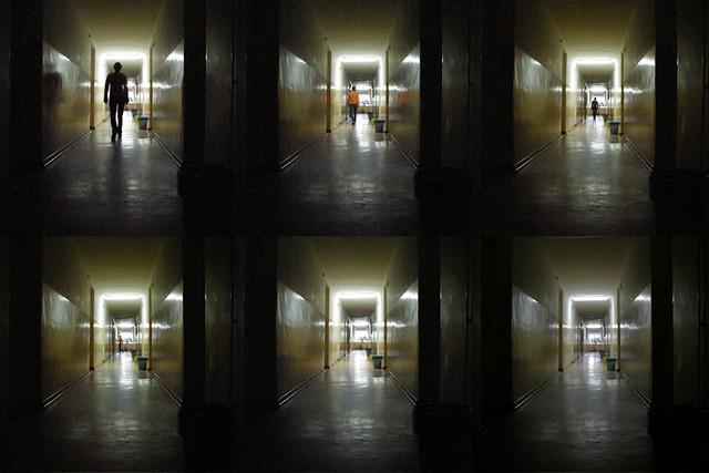 Świnoujście Corridor : séquence Pauline
