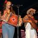Rosie Ledet at the 2003 and 2005 Breaux Bridge Crawfish Festivals