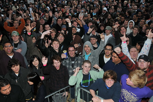 Diggnation live at SXSW | by gillat