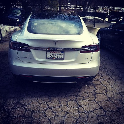 I want this @teslamotors while I am listening to The Cure, Close to Me. | by sethleitman