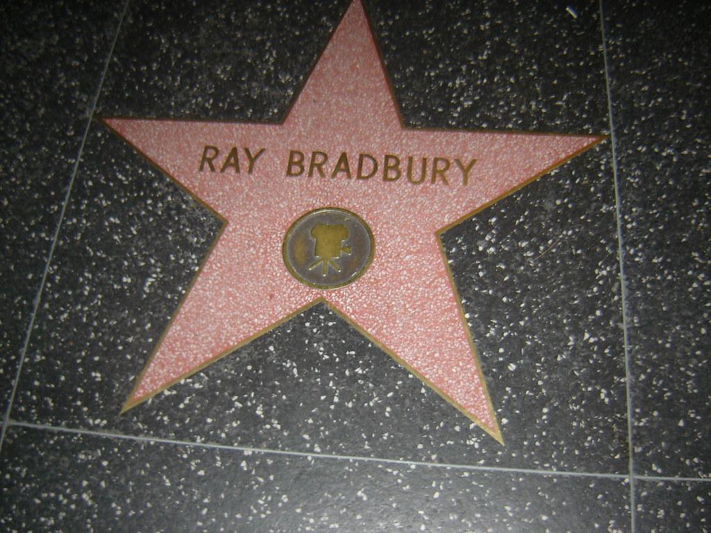 And Ray Bradbury Nicolas Sanguinetti Flickr