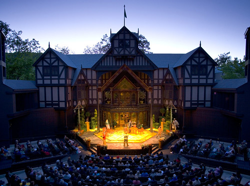 Oregon Shakespeare Festival Elizabethan Stage | by Oregon Shakespeare Festival