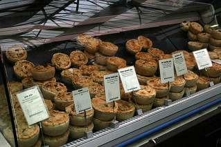 Borough Market Meat Pies | by kaszeta