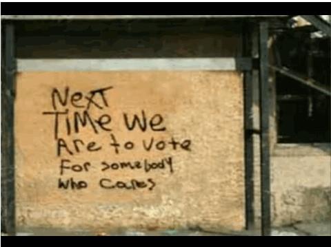 votesomeonewhocares