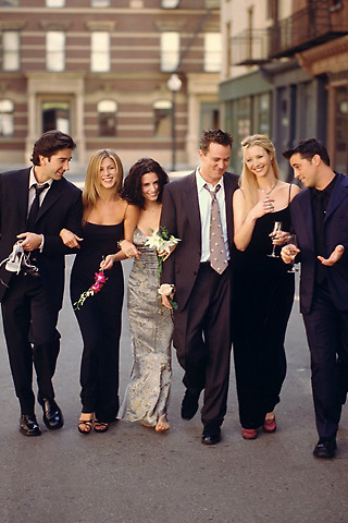 Friends Iphone Wallpaper Promotional Photo Connor Flickr