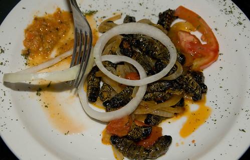 mopane worms | by happy.apple