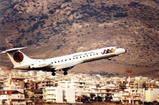 ARMENIAN AIRLINES TUPOLEV TU-134 EK-65044(cn49450)