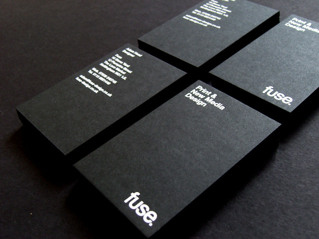Fuse Business Cards