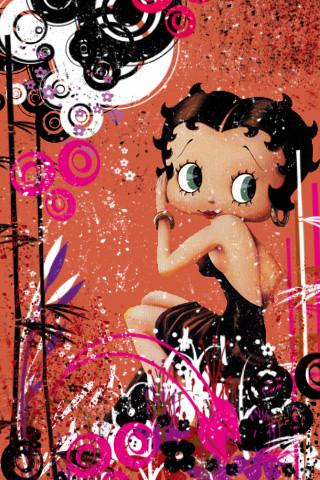Betty Boop Iphone Wallpaper Iphone Wallpaper Realizzati Co