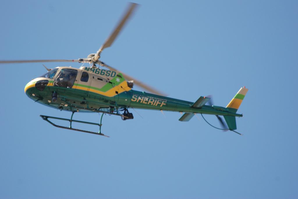 LOS ANGELES COUNTY SHERIFF'S DEPARTMENT (LASD) HELICOPTER … | Flickr