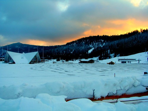 Squaw Valley After a Storm | by Rennett Stowe