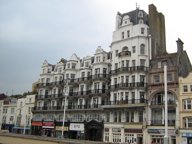 Palace Court Hotel, Hastings, England