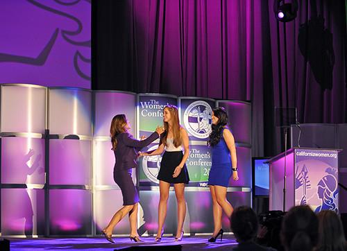 Maria Shriver, Katherine and Christina Schwarzenegger | Flickr