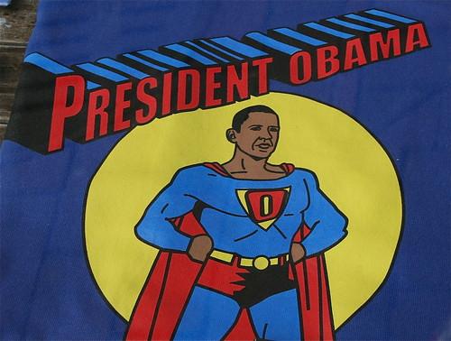Super Obama Man