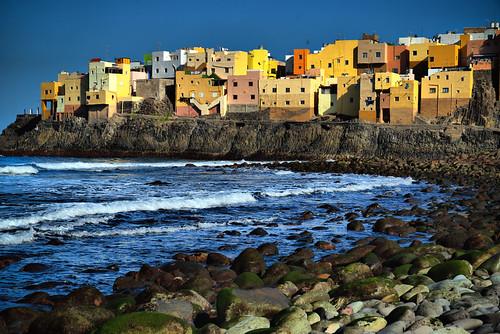 Costa, Gran Canaria