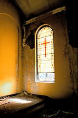 HDR Window at St. Francis Seraph Kansas City, Mo | by Steve Stone (Anim8ir)