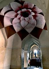 Lotus Ceiling Inside Marata Palace, Thanjavur, India | by Eric Lafforgue
