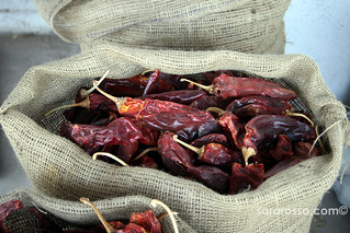 Chiles in a Sack, New Mexico | by MsAdventuresinItaly