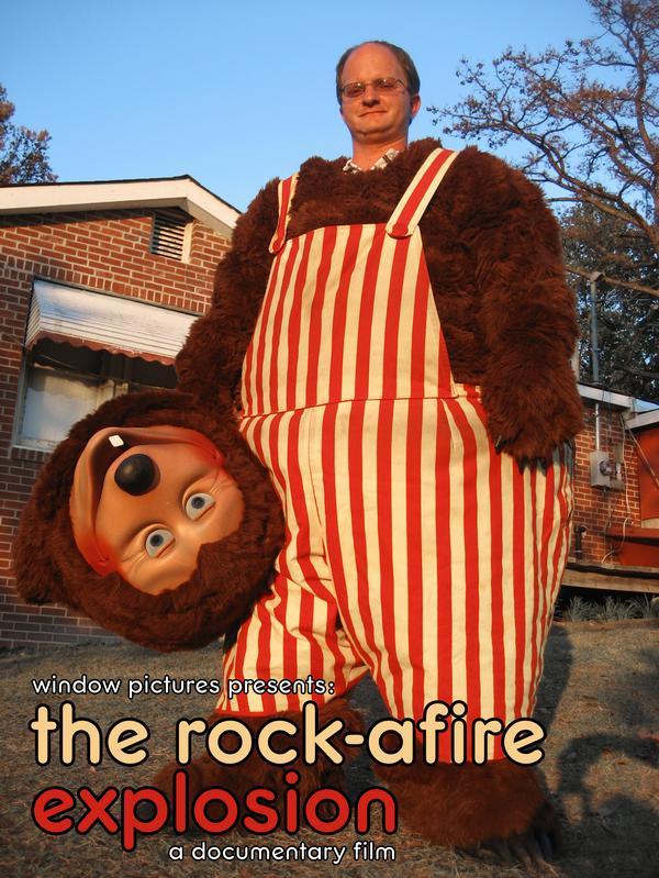 The Rock Afire Explosion The Movie Chris Thrash