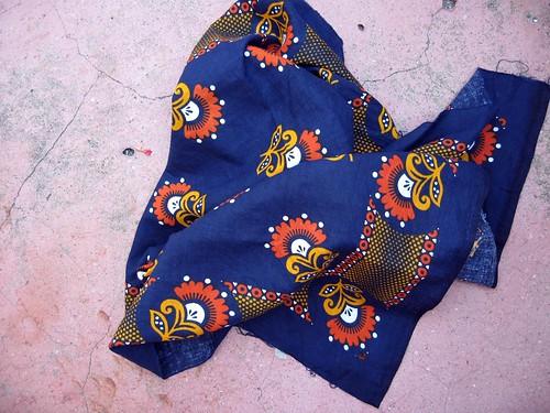 lenço de moçambique   by Rosa Pomar