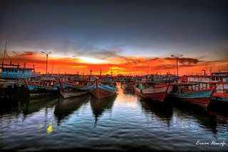 Pelabuhan Perikanan Cilacap