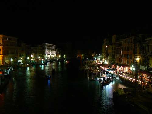 Grand Canal at Night | by Nick Bramhall