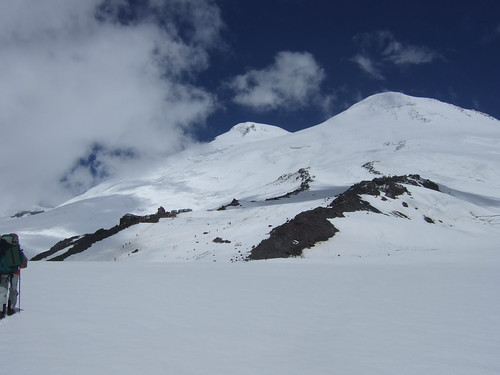 Elbrus | by mogsub
