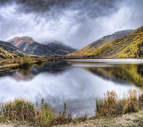 autumn fall colorado silverton sanjuan co joeldeluxe durango hdr skyway purgatory theperfectphotographer