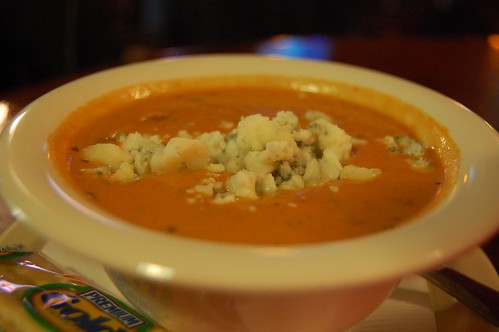 tomato soup at Buckeye Beer Engine | by stu_spivack