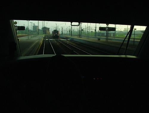 bus public view transport tram rail railway zug rails driver bahn blick chemnitz schienen fahrer wittgensdorf
