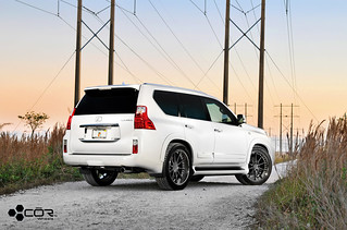 Lexus GX-460 w/COR Cipher Forged Wheels | by COR_Wheels