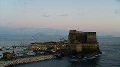 Isla Santa Lucia con Castello dell'ovo