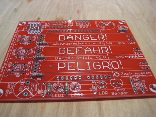 560 ohm resistors